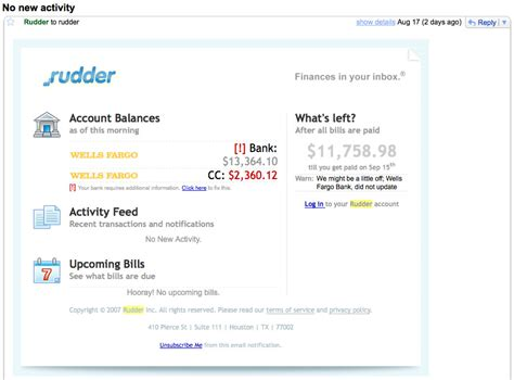 Personal Finance Newsletter personal finance personal finance software reviews