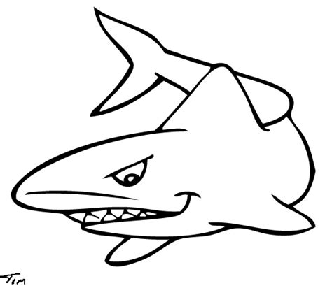shark face coloring page sharkin two fun and easy shark games for a shark party