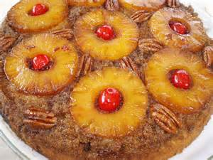 pineapple upside down cake an american classic for the 4th of july painperdu