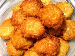 culinary cache parmesan potato fritters