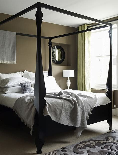 charming 2011 modern bedroom design ideas 5 watching tv mix and chic contemporary and gorgeous four poster bed