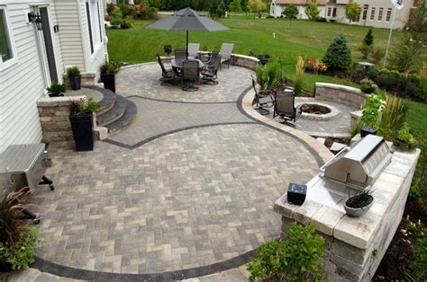 Construction D Une Piscine 763 by Custom Paver Patio Design And Installation Maple Crest