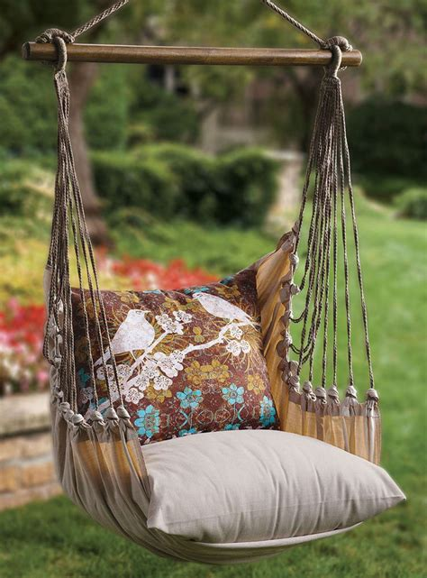 garden hammock swing 25 best ideas about garden swing chair on