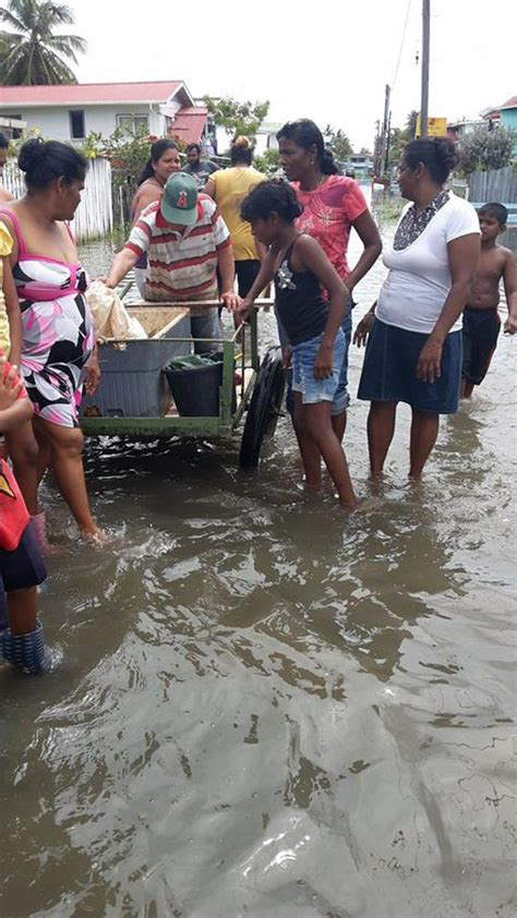 buying a house that has flooded city east coast flooded after heavy rains stabroek news