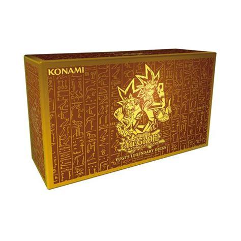 Kartu Yugioh Box d 233 couvrez id 233 es de produits quot yu gi oh deck legendaire de