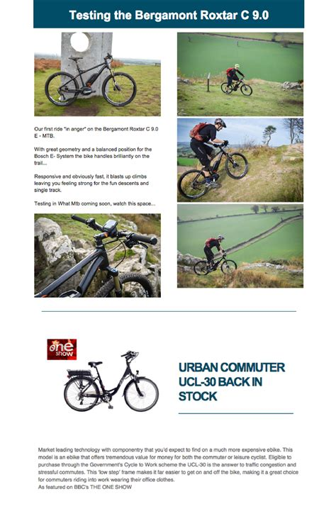 E Bike Newsletter by Ebc Newsletter Ebc Meets Sustrans Ebc Electric Bikes