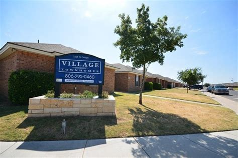 3 bedroom apartments in lubbock texas village townhomes rentals lubbock tx apartments com