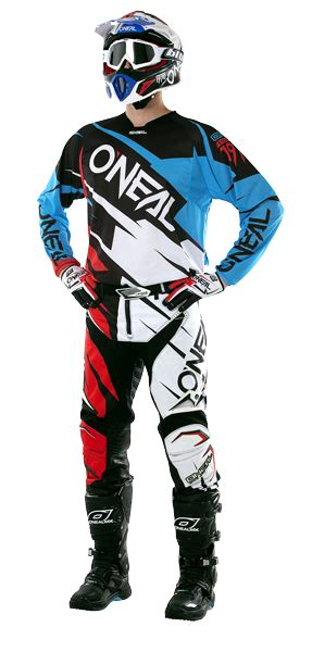oneal motocross gear o neal 2017 o neal motocross gear kits