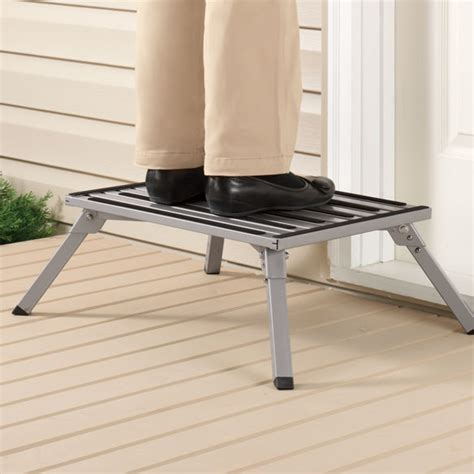 Wide Step Stool by Wide Step Stool View 2
