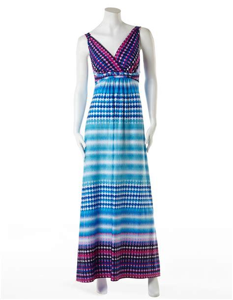 Tartan Maxi Dress Cleo statement print maxi dress cleo