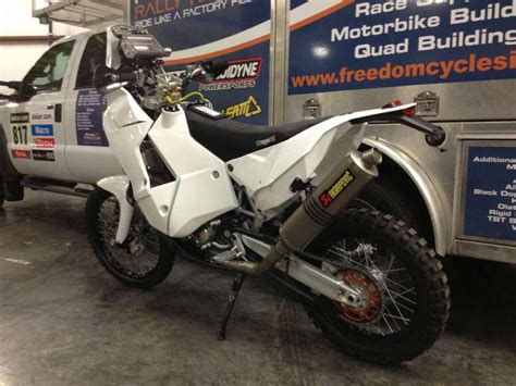 Ktm Rally Bike For Sale 2013 Ktm 450 Rr Factory Rally Standard For Sale On 2040 Motos