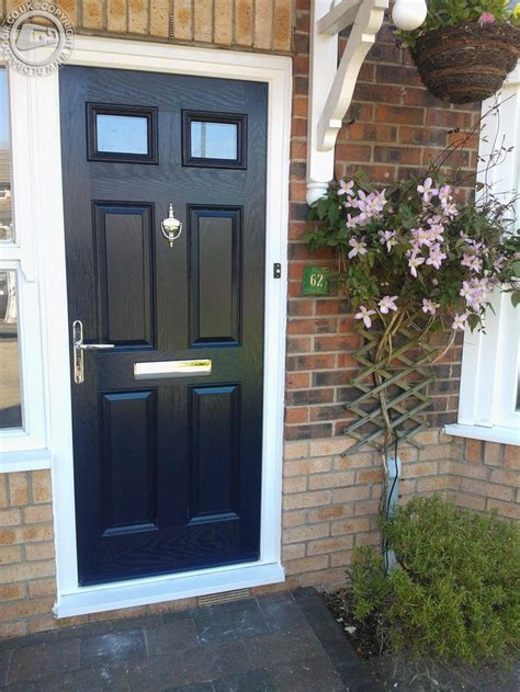 Black Composite Front Door Best 25 Black Composite Door Ideas On Modern