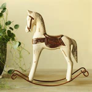 Horse Home Decor by Popular Decorative Rocking Horse Buy Cheap Decorative