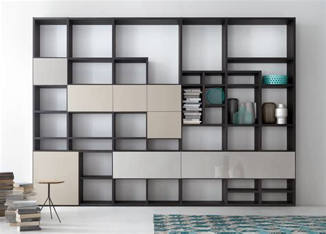 lema selecta  bookcasewall unit customisable