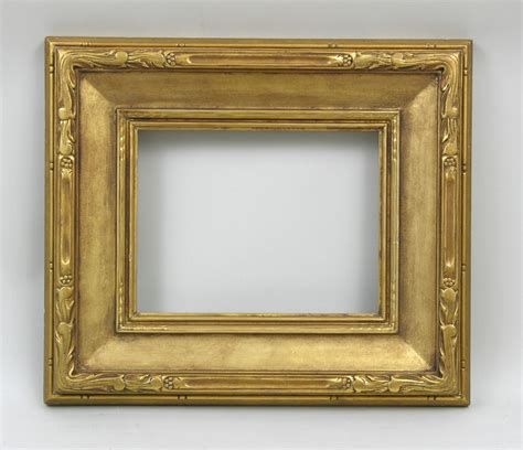 american picture frames an american impressionist frame from milch galleries ny