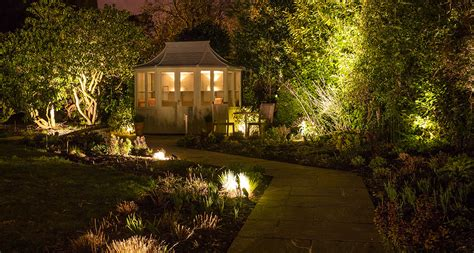 Bowdon Garden Lighting Garden Lights Uk