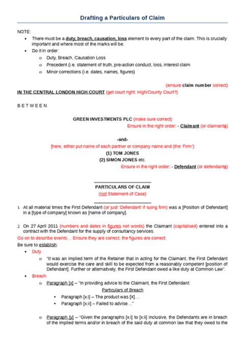 pre protocol letter template pre letter to tenant and guarantor rent arrears