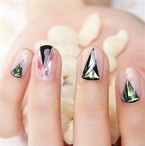 latest nail craze 25 best ideas about korean nail art on pinterest korean
