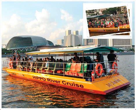 River Cruise Singapore Tiket Anak menikmati suasana kota dengan singapore river cruise