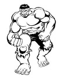 free coloring pages hulk