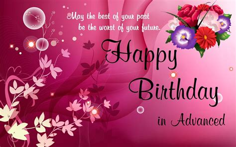 Best Happy Birthday Wishes Free Biggest Collection Of Birthday Wishes In Advanced