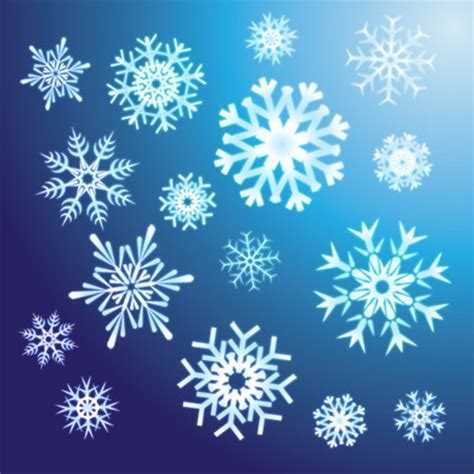 images of christmas snowflakes 12 sets of free snowflake vector graphics for christmas