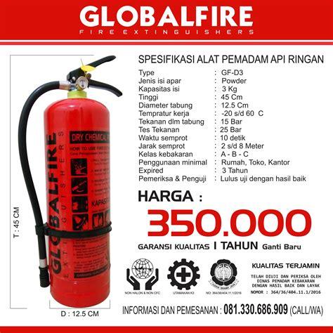 Alat Pemadam Kebakaran Ringan Apar 1 Kg 1 Kilogram jual apar 3 kg alat pemadam api ringan powder serbuk