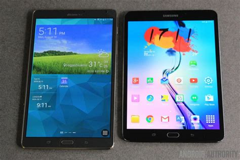 Samsung Tab S2 10 In impressions the galaxy tab s2 is a curious top tier
