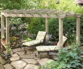 Cheap Garden Pergola by 22 Beautiful Garden Design Ideas Wooden Pergolas And