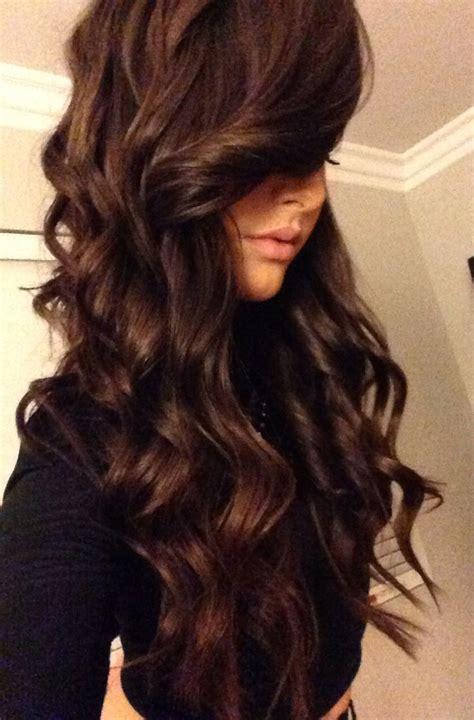 hair color 201 wearing bellami hair 22 in dark brown the perfect