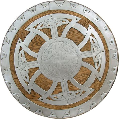 viking round shield de luxe 55cm outfit4events