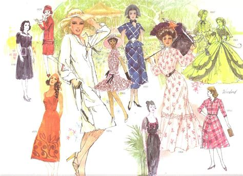 Fashion Through The Ages Essay by Fashion Through The Ages On Fashions Through The Ages Collectibles Paper Dolls Image From