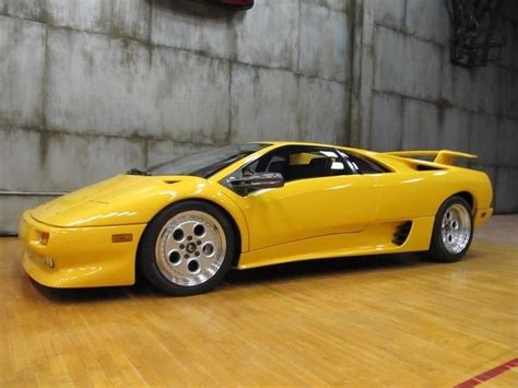 1991 Lamborghini Diablo Price 1991 Lamborghini Diablo Generation Only 2900 Mi