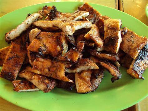 babi panggang karo sumatera tengah resep masakan