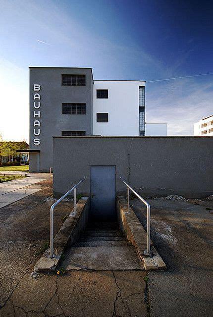 Bauhaus Aesthetic bauhaus school dessau so indicative of their simplistic