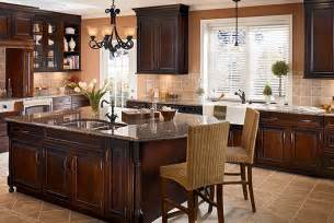 Photos Of Kitchens With Cherry Cabinets Attachment Cherry Kitchen Cabinets 2 1715 Diabelcissokho