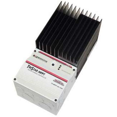 Ts Mppt 45 Tristar Morningstar Solar Charge Controller morningstar tristar mppt 45 solar panel regulator charge controller sr ts mppt 45