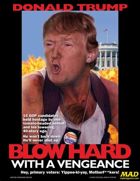 Meme Movie Posters - funny memes skewering the 2016 gop candidates donald o