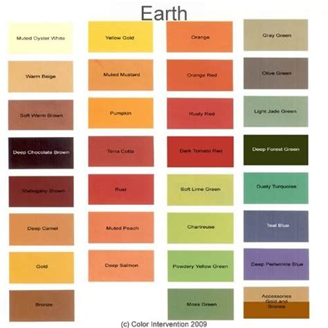 earth tone color palette pinterest earth autumn palette warm autumn pinterest autumn