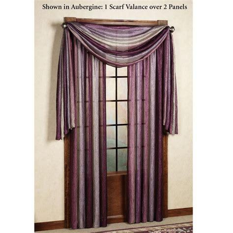 window scarf window treatments