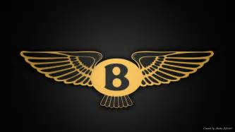 Bentley Logo Bentley Car Logo Hd Desktop Wallpaper Background