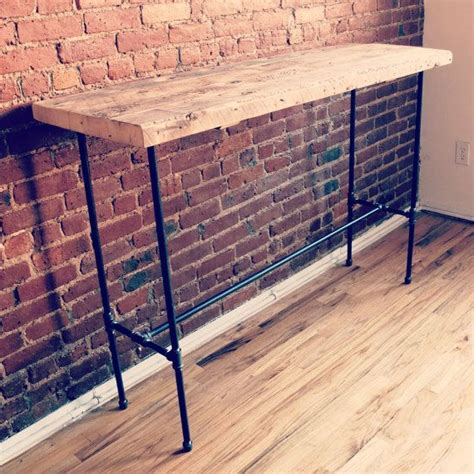 counter height kitchen island in reclaimed wood 27 9 best images about brew room for marty on pinterest