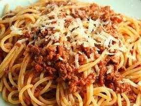 mediterranean spaghetti bolognaise bigoven 136641
