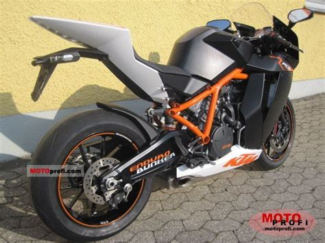 Ktm Rc8 Specifications Ktm 1190 Rc8 R 2010 Specs And Photos