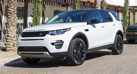 white land rover discovery sport land rover discovery sport gets launch edition in the us