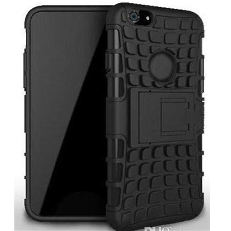 2 3 4 New Transformer Armor Hybrid Cover hybrid transformer defender armor with kickstand for iphone 6 plus black