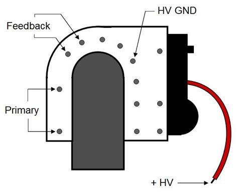 flyback transformer wiring diagram 34 wiring diagram
