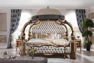 italien fran 231 ais rococo de luxe mobilier de chambre duba 239