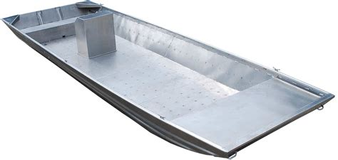 aluminum boats direct aluminum mini barge 8 x27