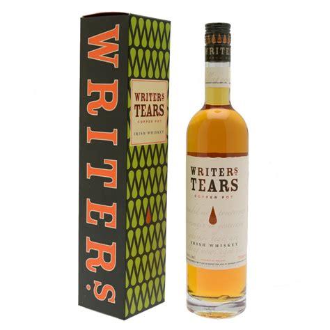 Comptoir Des Irlandais by Whiskey Writer S Tears Copper Pot 70cl 40 176